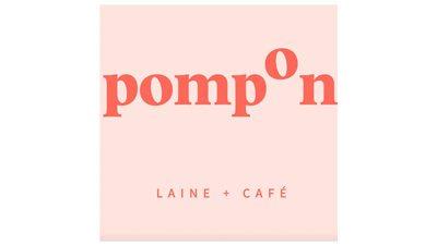 Pompon Laine Café